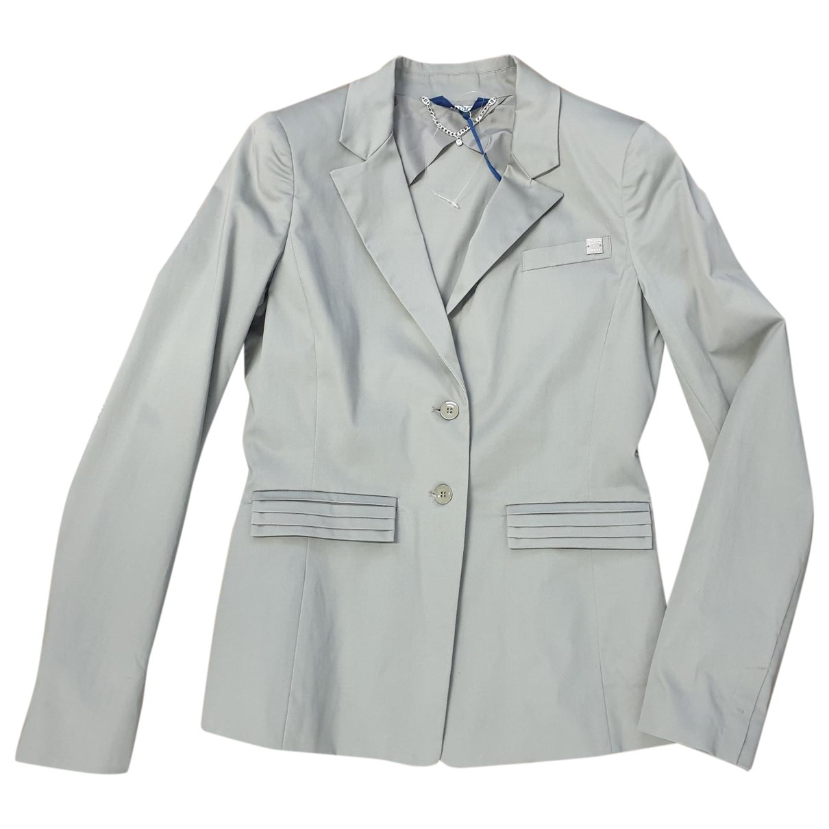 Liu.jo \N Cotton jacket for Women 42 IT