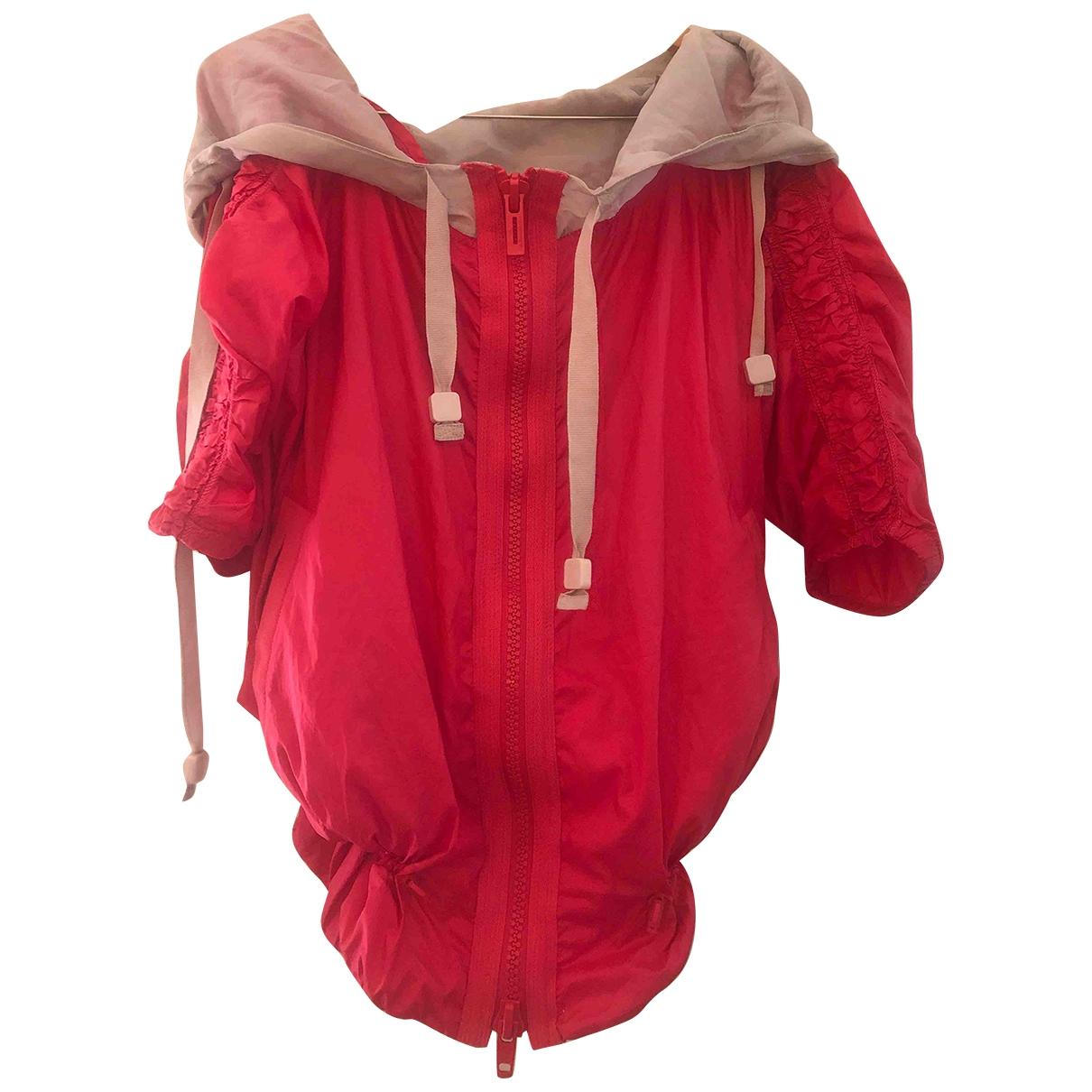 Stella Mccartney Pour Adidas \N Pink jacket for Women 4 US