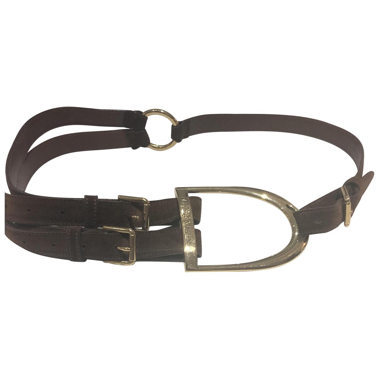 Cinturon Ralph Lauren