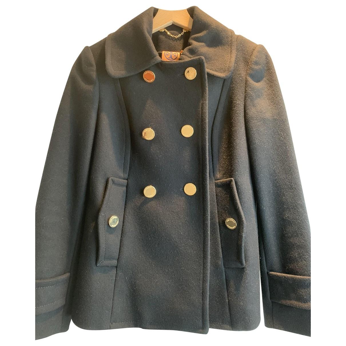 Tory Burch \N Black Wool jacket for Women 2 US