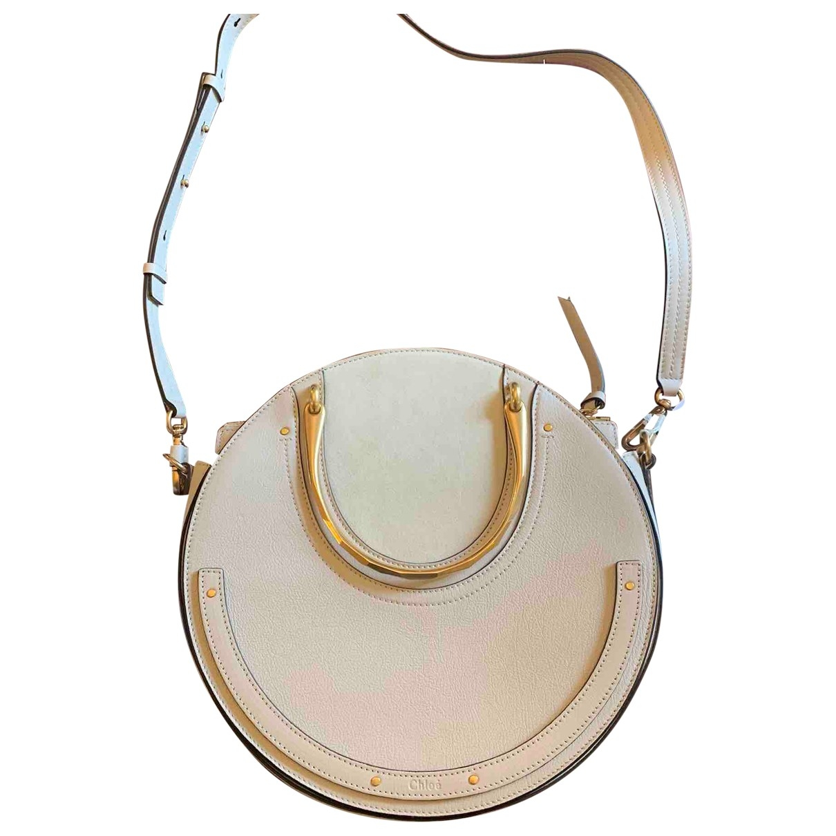 Chloé \N Beige Leather handbag for Women \N
