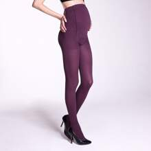 200D Pregnant Women Ribbed Tight