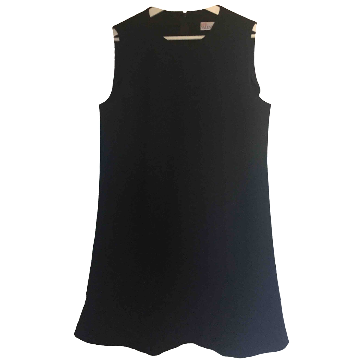 Red Valentino Garavani \N Black dress for Women 46 IT