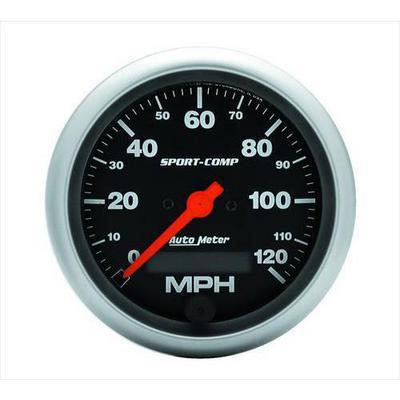 Auto Meter Sport-Comp Electric Programmable Speedometer - 3987