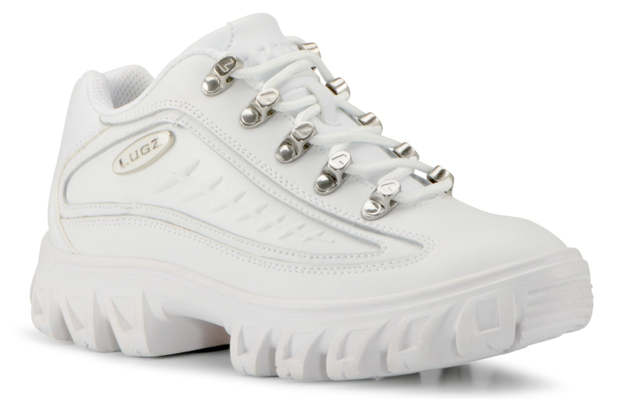 Women's Dot.Com 2.0 Oxford Sneaker (Choose Your Color: WHITE, Choose Your Size: 5.0)