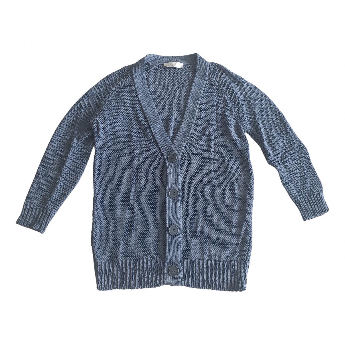 Stella Mccartney N Blue Cotton Knitwear for Women 40 IT
