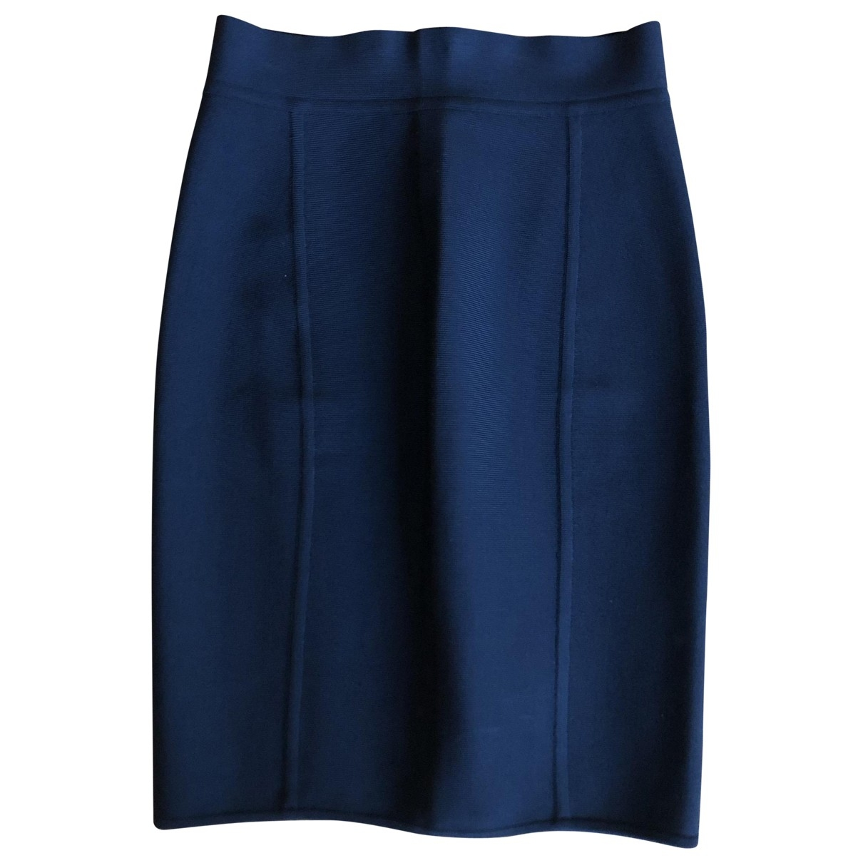 Herve Leger \N Black skirt for Women L International