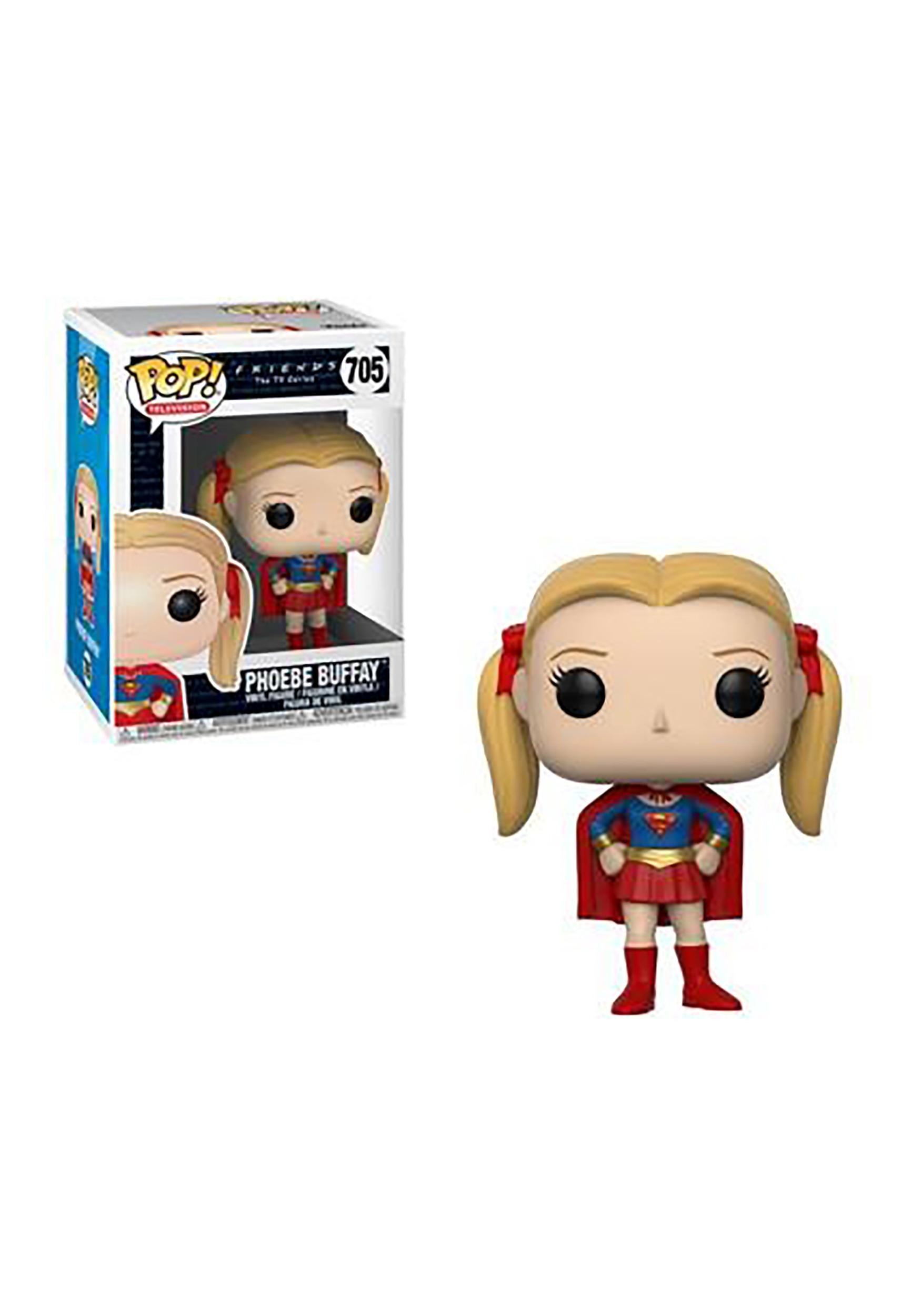 Funko Pop! TV: Friends- Phoebe as Supergirl