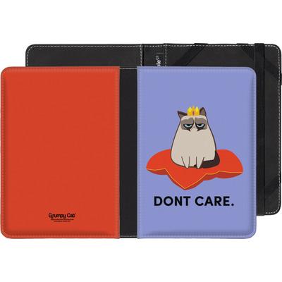Kobo Glo eBook Reader Huelle - Dont Care von Grumpy Cat