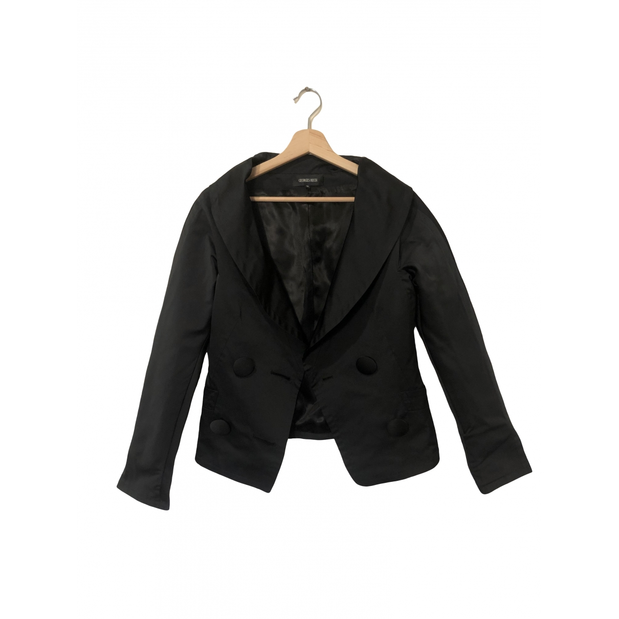 Georges Rech \N Black jacket for Women 36 FR