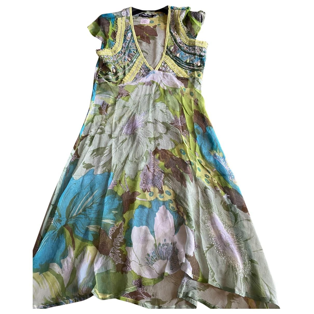 Mini vestido de Seda Antik Batik