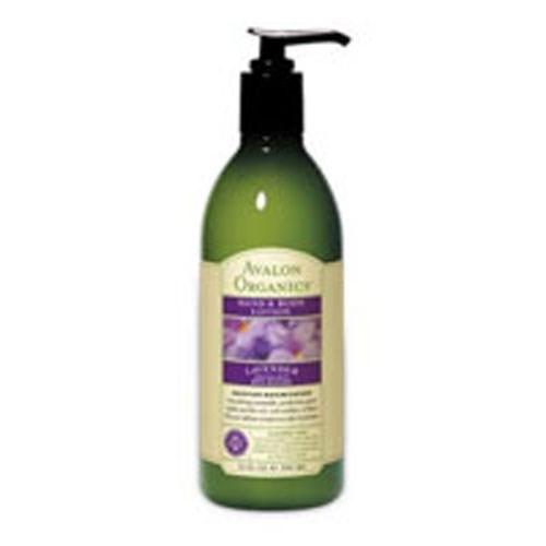 Lotion Organic Lavender 12 Oz (Lotion) by Avalon Organics