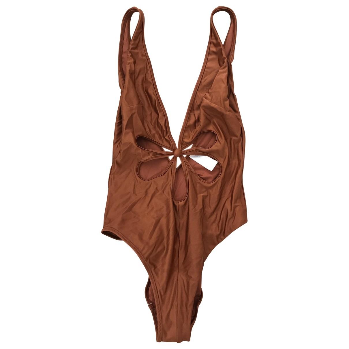 Zimmermann \N Lycra Swimwear for Women S International