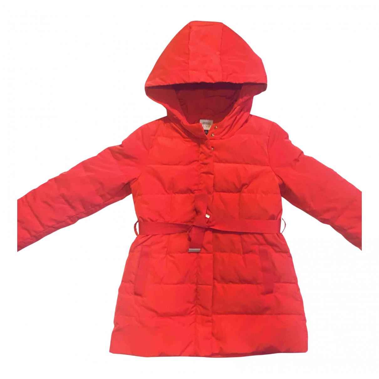 Armani Baby - Blousons.Manteaux   pour enfant - rouge