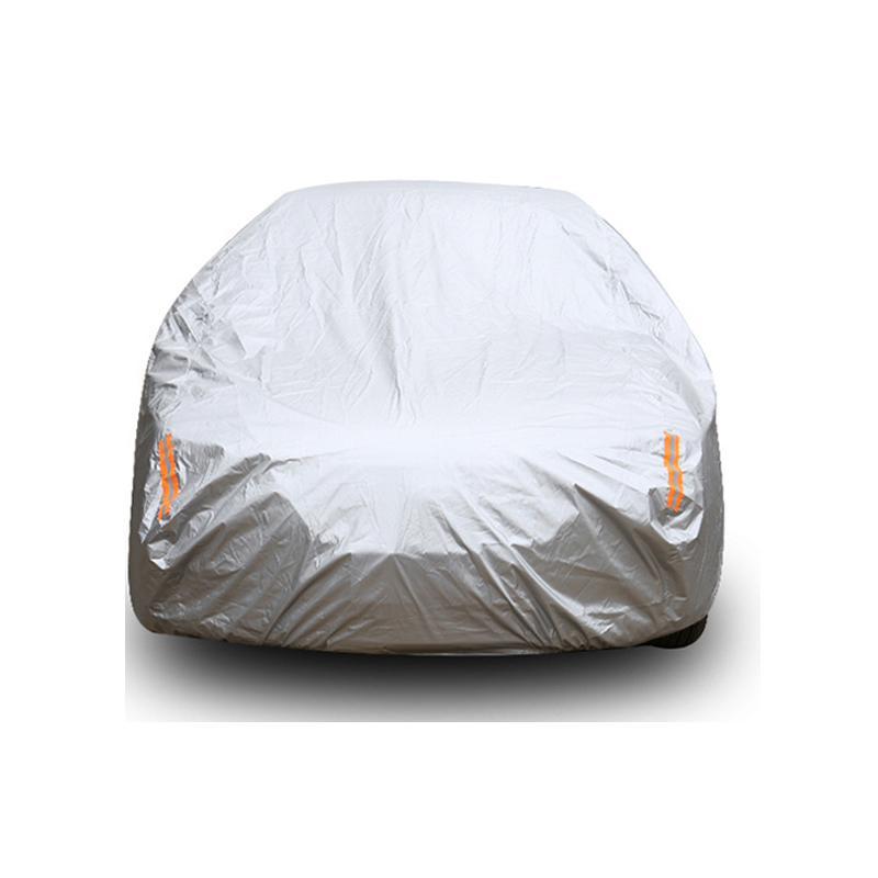 Automatic Retraction Handy Sunshade Universal Car Cover