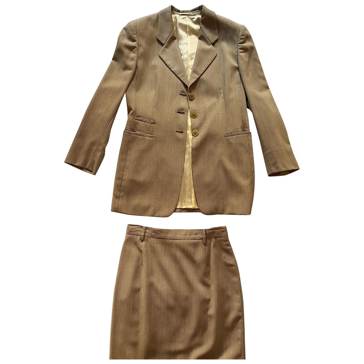 Cantarelli - Veste   pour femme en soie - beige