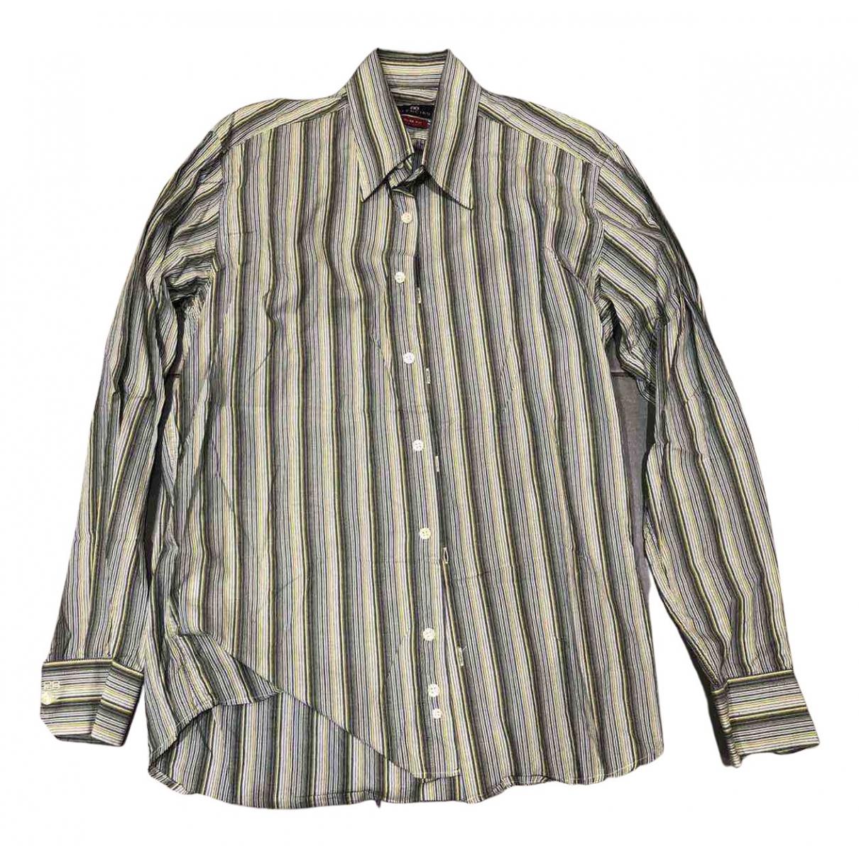 Balenciaga - Chemises   pour homme en autre - multicolore