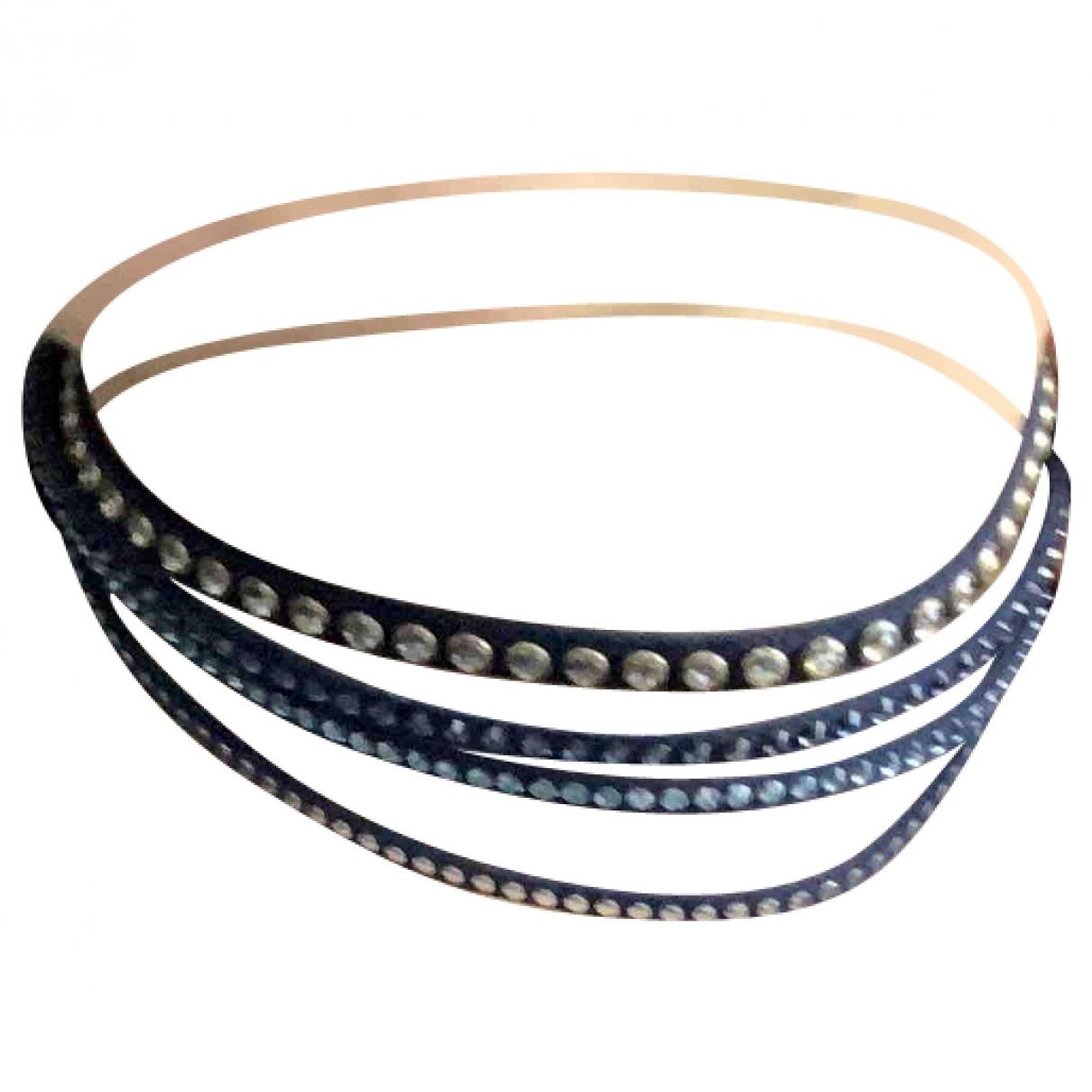 Swarovski - Collier Slake pour femme en cristal - bleu