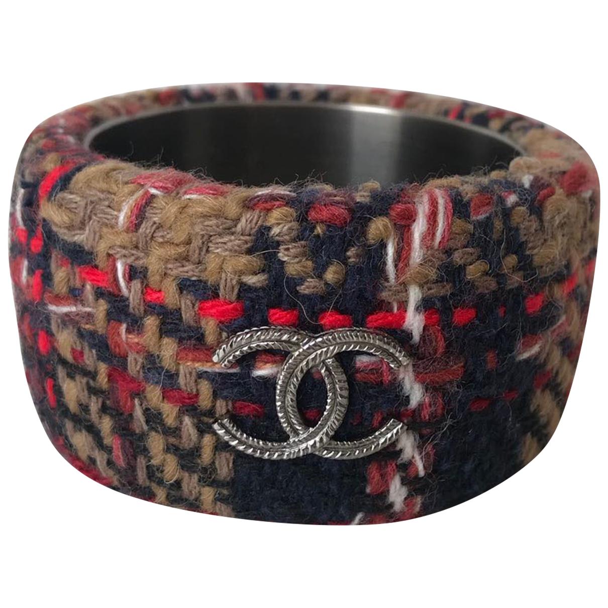 Chanel - Bracelet   pour femme en autre - rouge