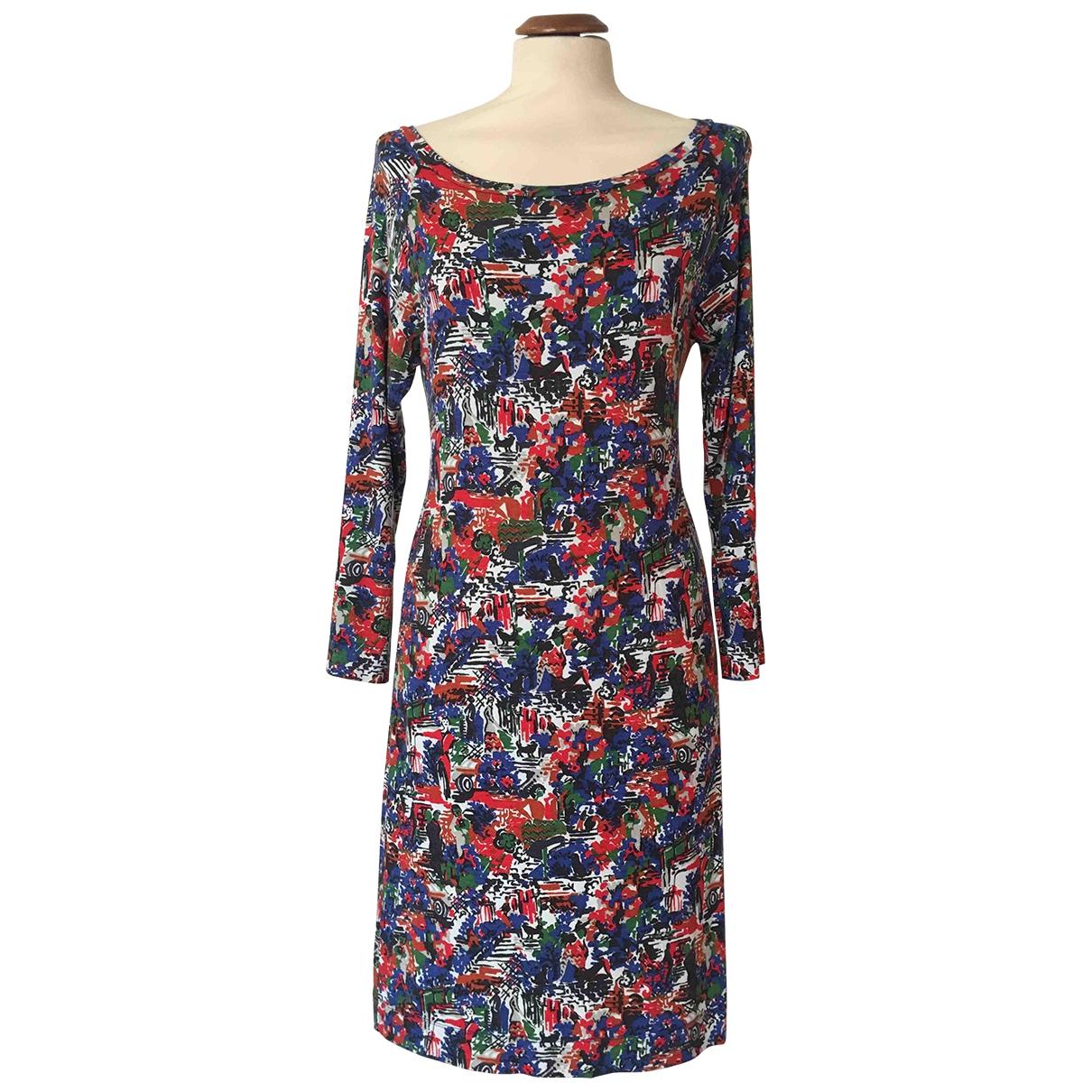 M Missoni \N Multicolour Cotton dress for Women 42 IT