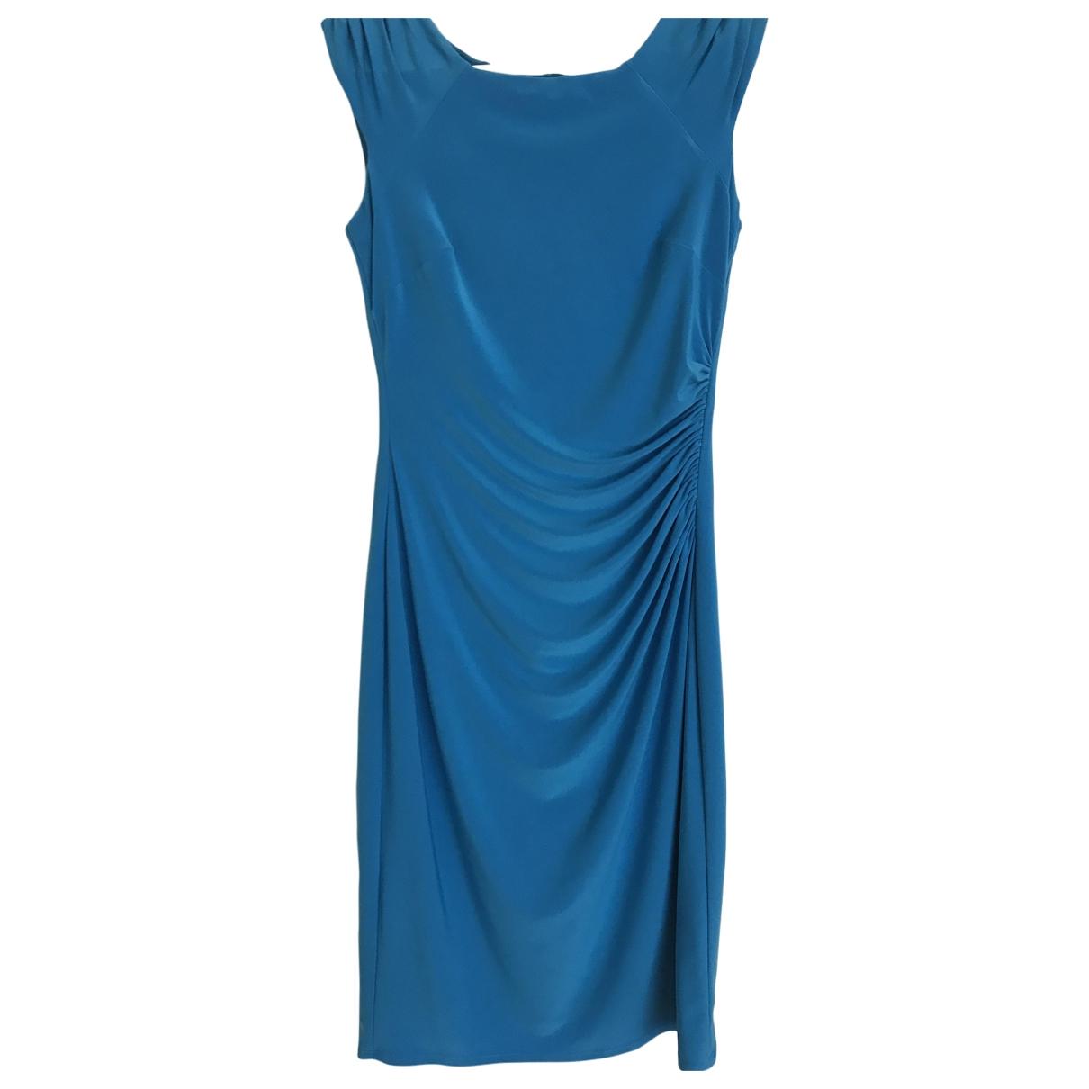 Lauren Ralph Lauren \N Turquoise dress for Women 2 US