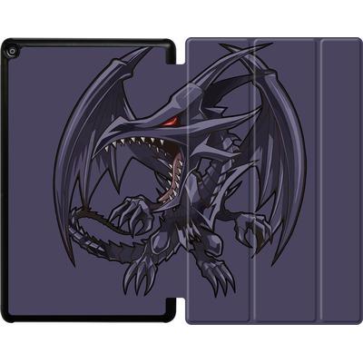 Amazon Fire HD 10 (2017) Tablet Smart Case - Red-Eyes B. Dragon SD von Yu-Gi-Oh!