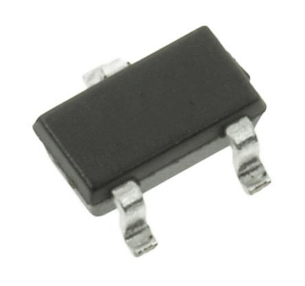 ON Semiconductor P-Channel MOSFET, 1.8 A, 60 V, 3-Pin SC-59 CPH3351-TL-W (3000)