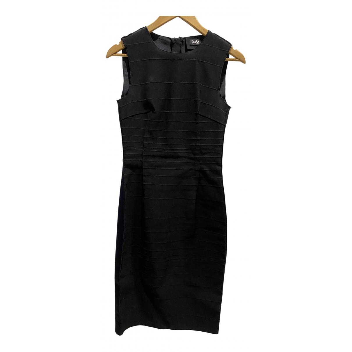 D&g N Black dress for Women 40 IT