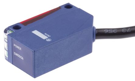 Telemecanique Sensors Photoelectric Sensor Through Beam (Emitter) 10 m Detection Range Relay