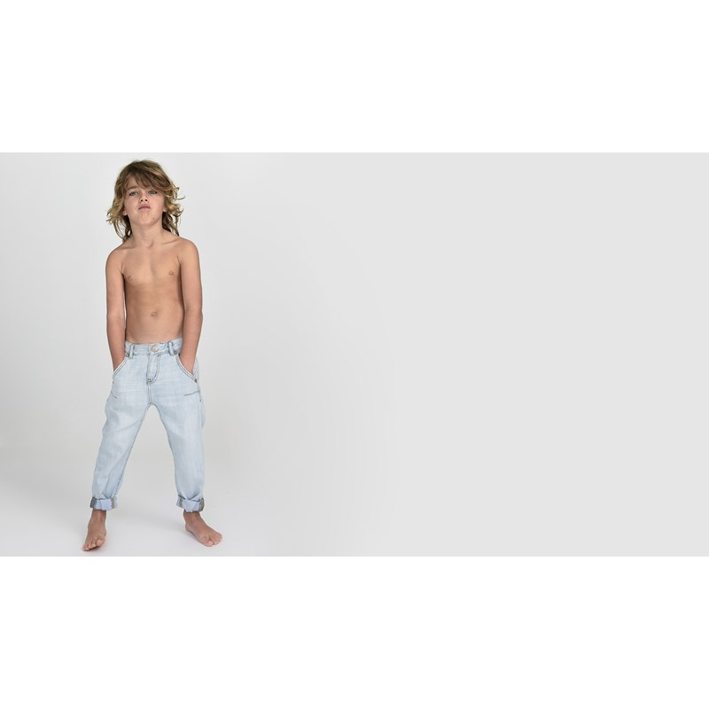 KIDS BRANDO MR RELAXED JEAN