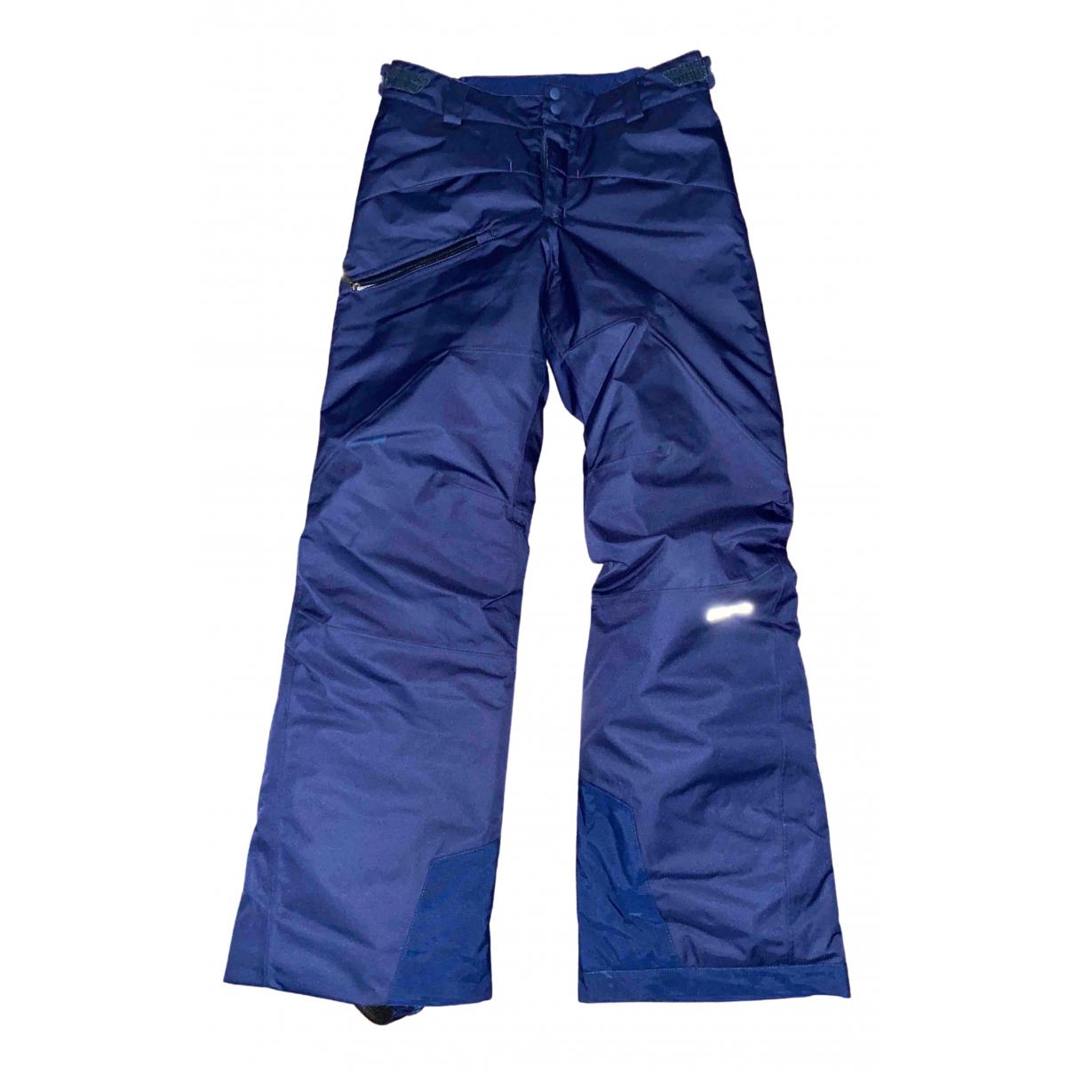 Patagonia - Pantalon   pour enfant - bleu