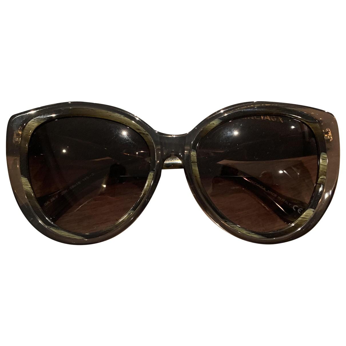 Gafas oversize Balenciaga