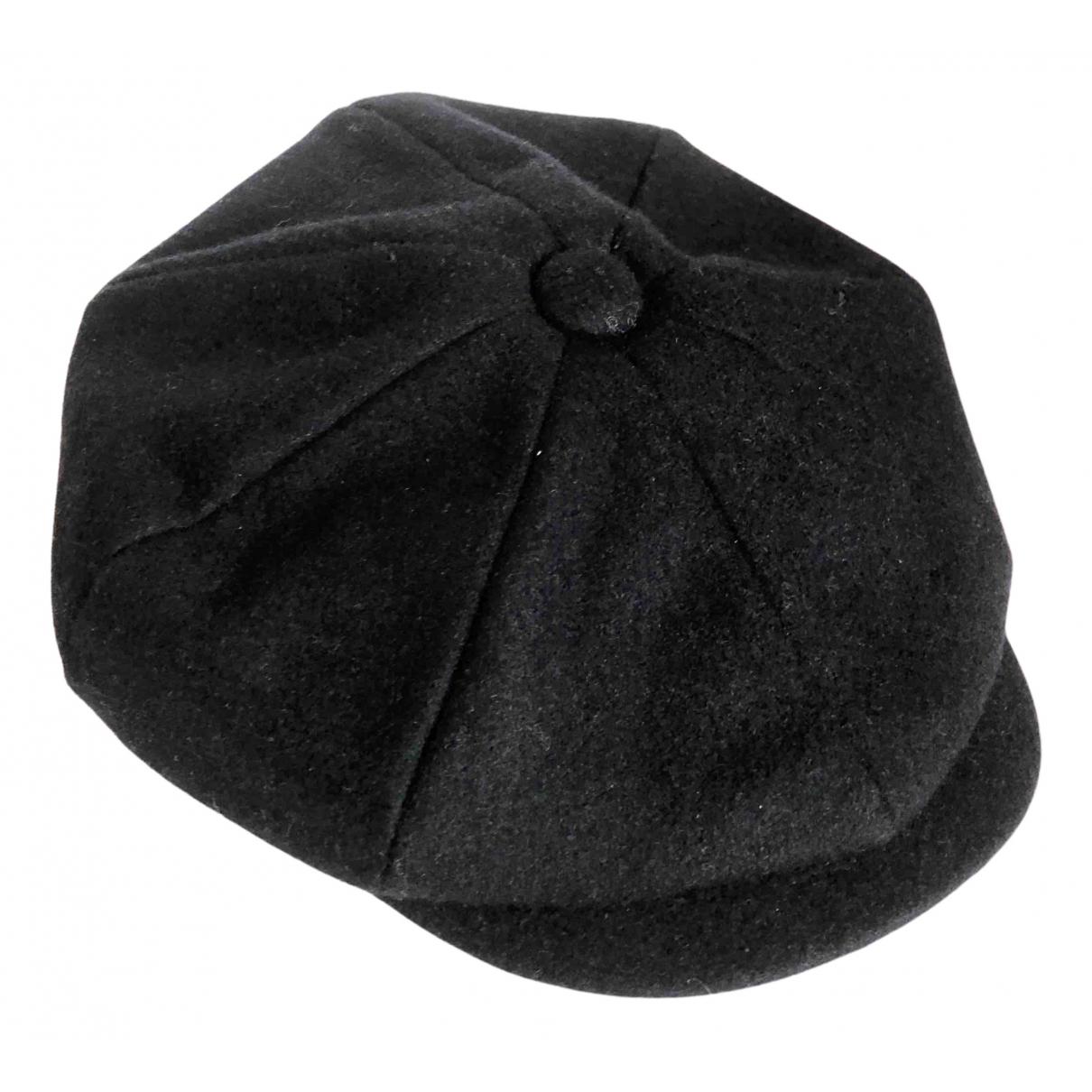 John Lewis \N Hut, Muetzen in  Schwarz Wolle