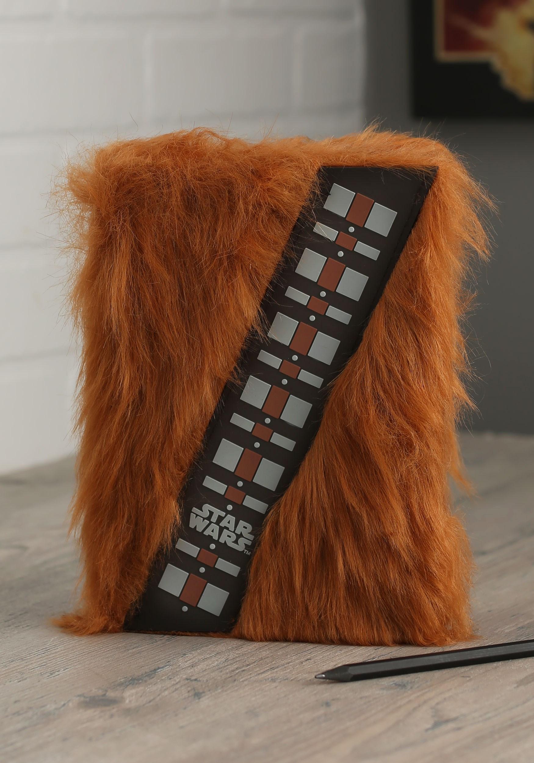 Chewbacca Star Wars Deluxe Journal