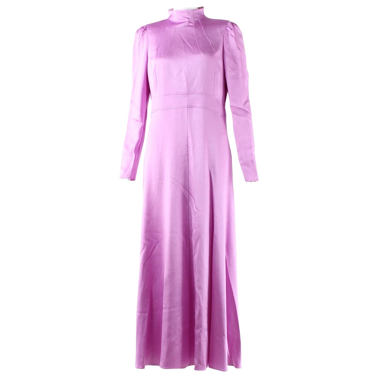 Valentino Garavani \N Pink dress for Women 44 IT