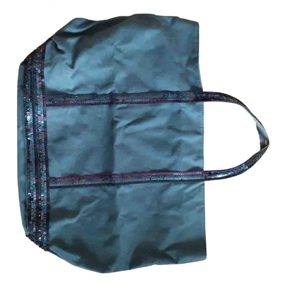 Vanessa Bruno Cabas Green Cloth handbag for Women N
