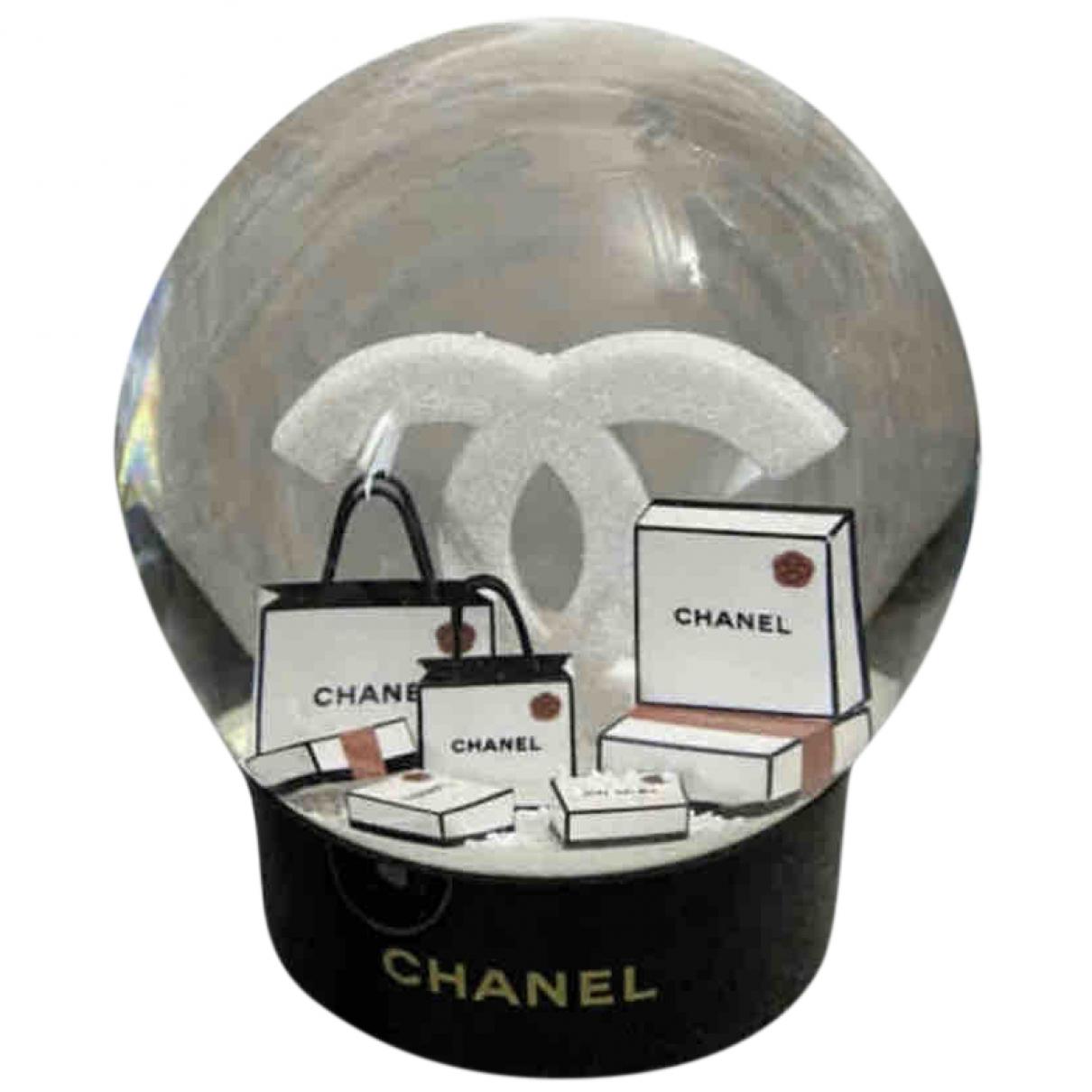 Chanel - Objets & Deco   pour lifestyle en verre - noir