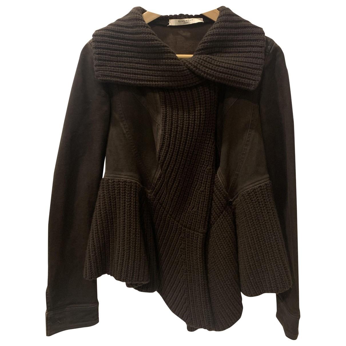 Givenchy - Veste   pour femme en coton - marron