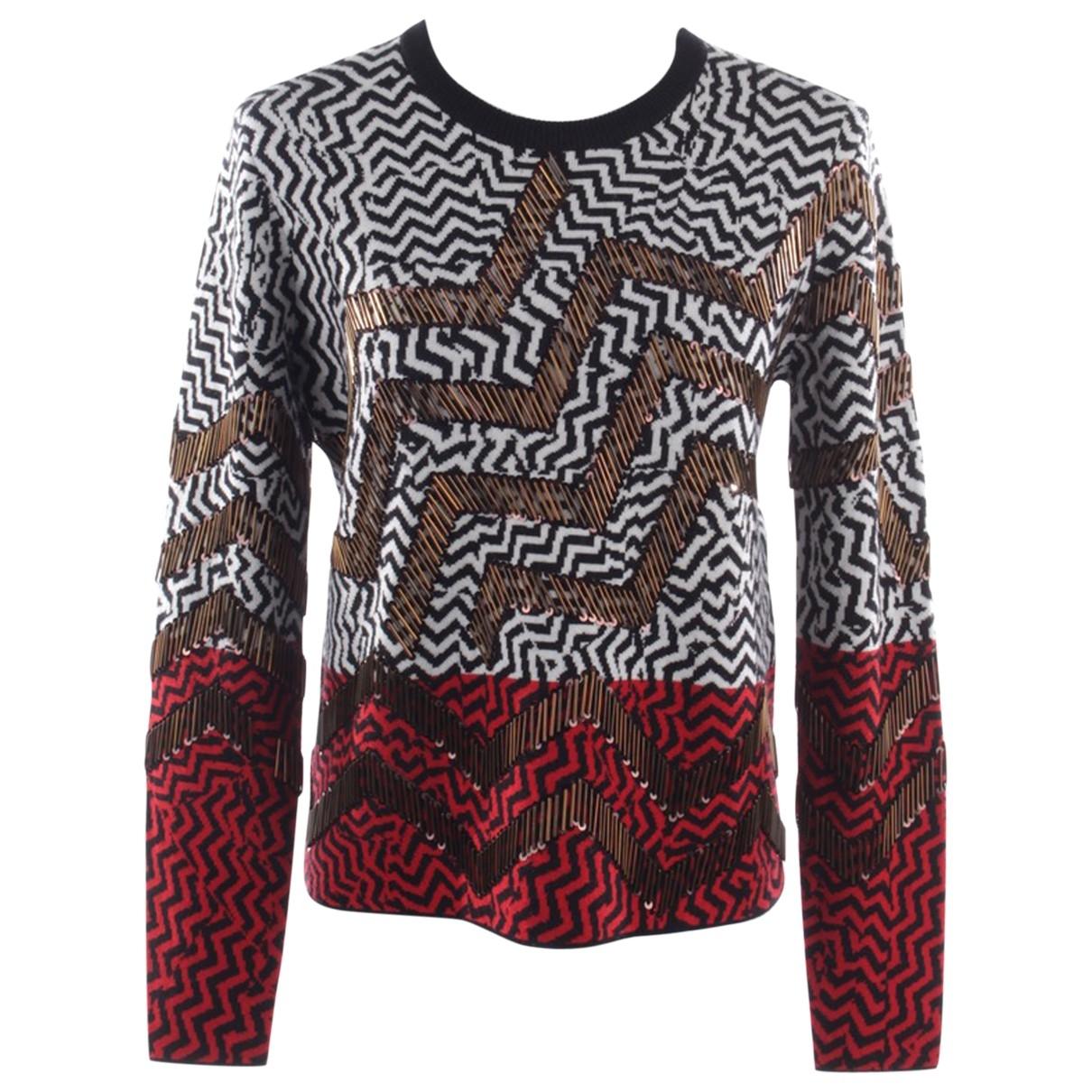 Kenzo \N White Wool Knitwear for Women 38 FR