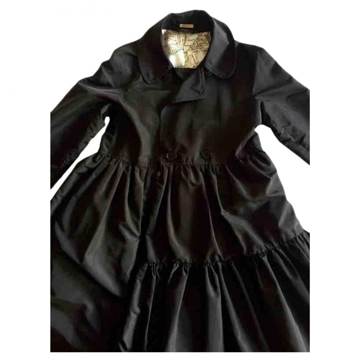 Paul Smith \N Black Trench coat for Women 44 IT