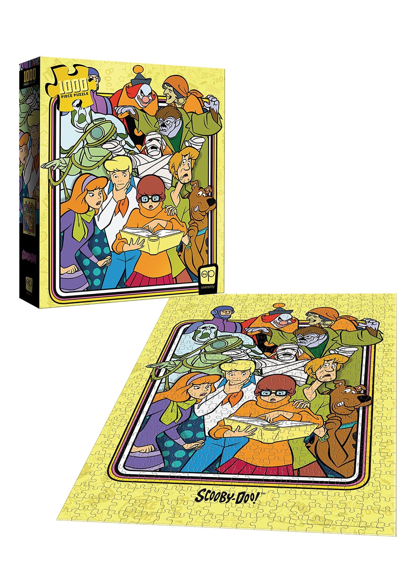 1000 Piece Puzzle: Scooby-Doo!