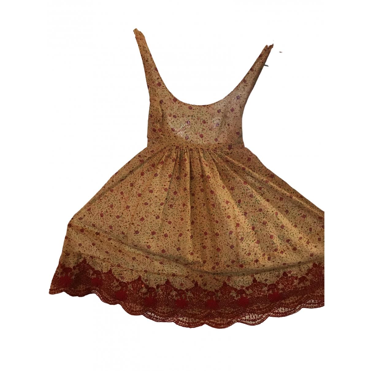 Twin Set \N Kleid in Baumwolle