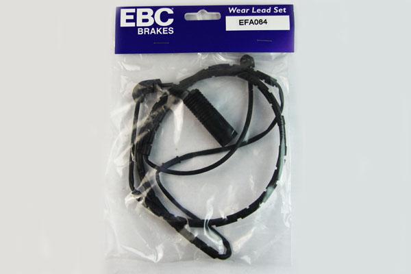 EBC Brakes EFA064 Wear Leads REAR Disc Brake Pad Wear Sensor FMSI D763 BMW Z4 Rear 2003-2009