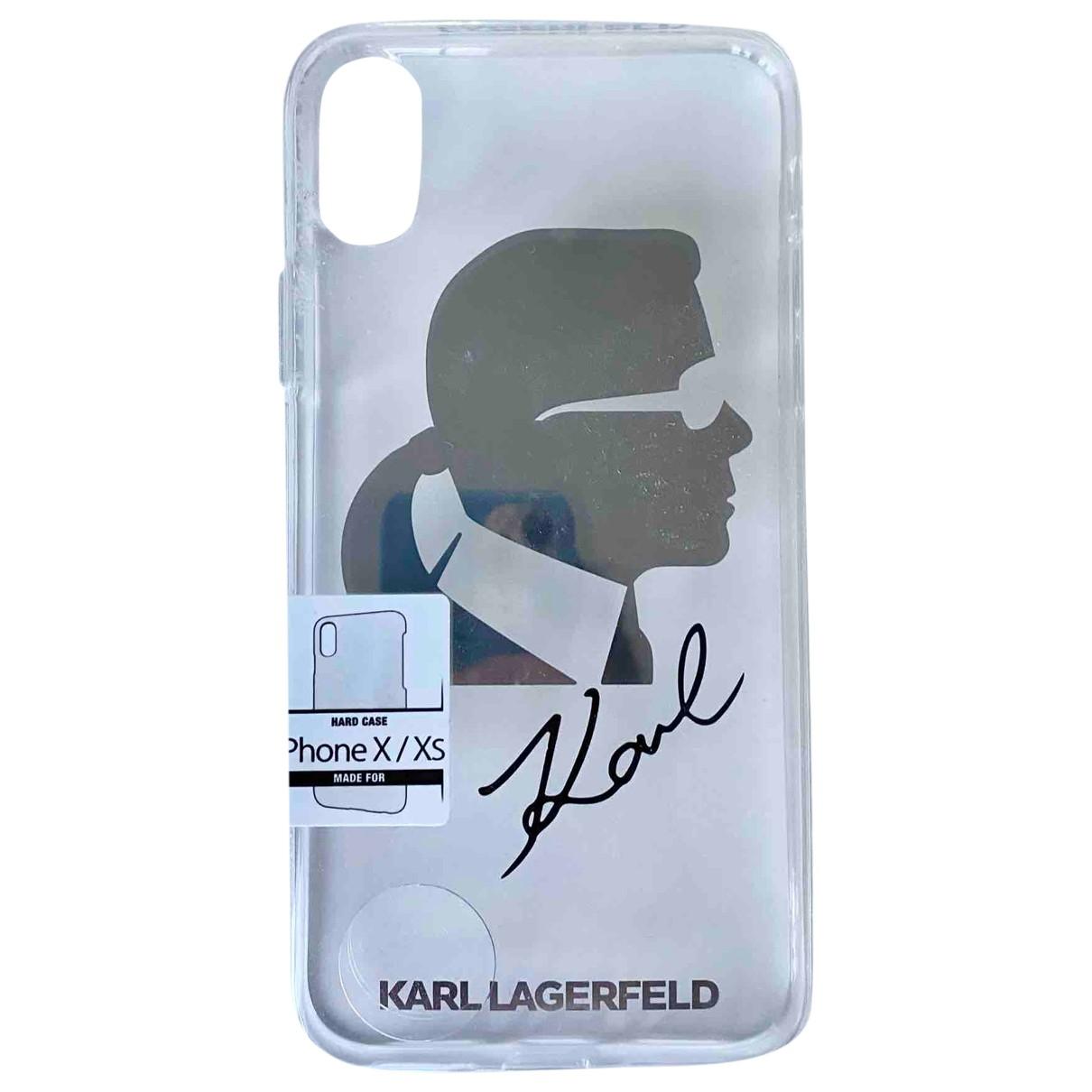 Karl Lagerfeld \N Accessoires in Kunststoff