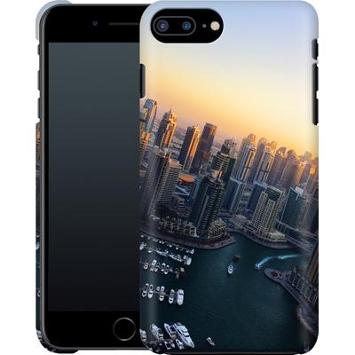 Apple iPhone 8 Plus Smartphone Huelle - Dubai Skyline von Omid Scheybani
