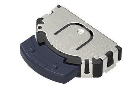 Alps Alpine Rotary Switch, 10 mA, PC Pin