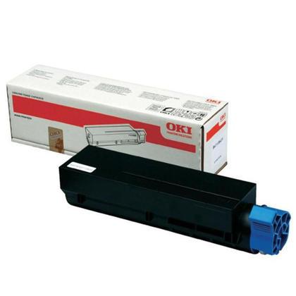Okidata 45807101 Original Black Toner Cartridge