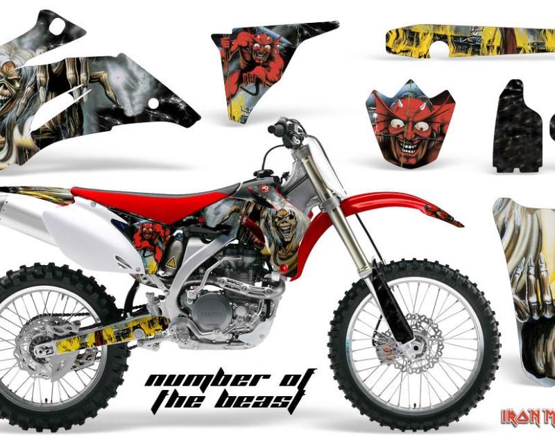 AMR Racing Dirt Bike Graphics Kit Decal Wrap For Yamaha YZ250F YZ450F 2006-2009áIM NOTB