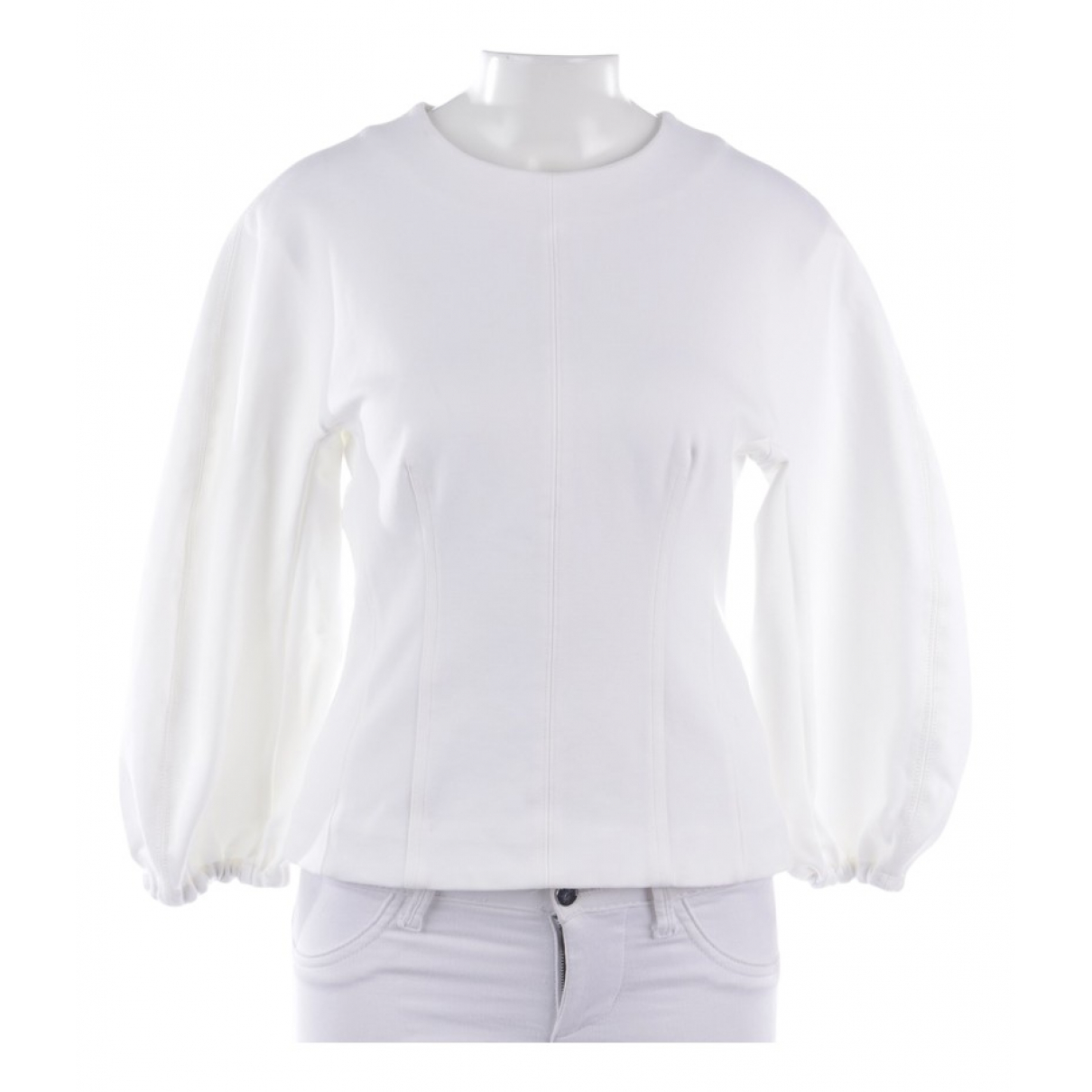 Tibi \N White  top for Women 36 FR