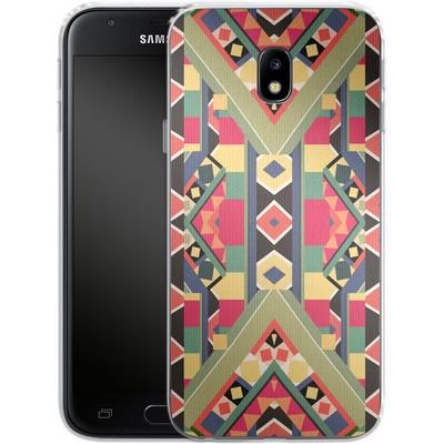 Samsung Galaxy J3 (2017) Silikon Handyhuelle - BOLD von Bianca Green